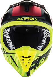 motocross helmets with goggles acerbis profile 3 0 blackmamba motocross helmet helmets offroad