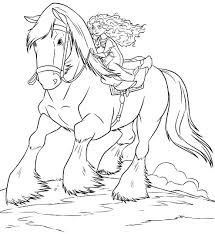 download coloring pages brave coloring pages brave coloring
