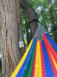 Brazillian Hammock Eco Friendly Hammock Tree Straps Buy Online Hammock Universe Usa