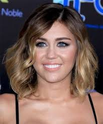 how to style miley cyrus hairstyle miley cyrus hairstyle tutorial hair beauty that i love