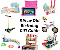 the ultimate 3 year birthday gift guide newyoungmum