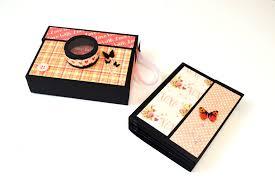 a photo album diy paper crafts how to make a photo mini album s