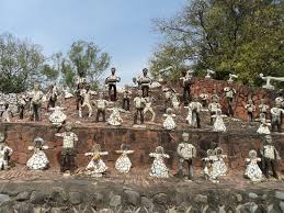 Rock Garden Of Chandigarh File 01 Statues At Rock Garden Chandigarh Jpg Wikimedia Commons