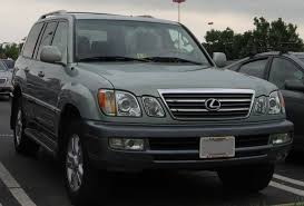lexus lx 470 information and photos momentcar