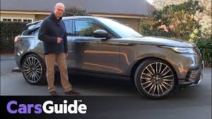 land rover velar 2017 range rover velar 2017 review first drive video youtube
