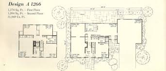 Antique House Plans Vintage House Plans Salt Box 1266a Antique Alter Ego Regarding