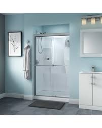Shower Doors On Sale Sale Delta Shower Doors Sd3276471 Trinsic 48 X 70 Semi