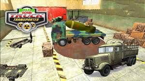 nuclear bomb transporter missile attack army truck programu za