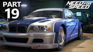need for speed bmw need for speed 2015 gameplay walkthrough part 19 bmw m3 e46 most