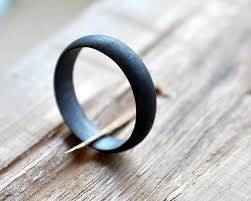 gunmetal wedding band 34 unconventional wedding band options for men