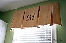 decor cheap window blinds and burlap valance