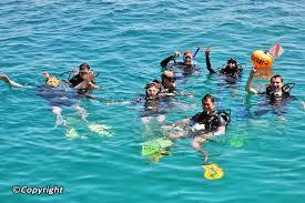 tioman island padi open water course package 4n3d tioman