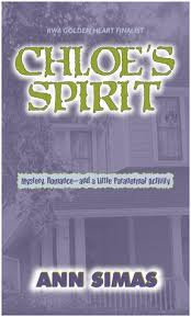 chloe u0027s spirit book 1 by ann simas