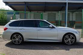 bmw 320d sport estate used 2017 bmw 3 series 320d xdrive m sport touring for sale in