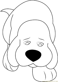 big red dog clifford coloring pages womanmate com