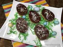 chocolate covered eggs chocolate covered peanut butter eggs dessert recipe