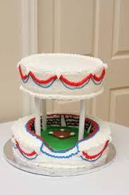 baseball bat three tiered wedding cake wedding ideas baseball