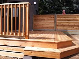 backyard deck privacy ideas easy backyard deck ideas for small