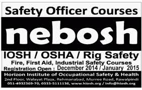 Job Desk Safety Officer Industrial Safety Officer Industrial Safety Officer Kpi Fire