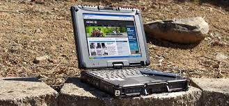 rugged pc review com getac v100 rugged notebook convertible computer