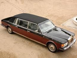 rolls royce classic limo rolls royce silver spirit emperor state landaulet by hooper u00271989