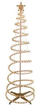 attractive lighted spiral tree part 7 lighted outdoor