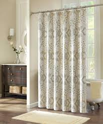 Designer Shower Curtain by Designer Fabric Shower Curtains Bathroom Curtain Ideas Luxury