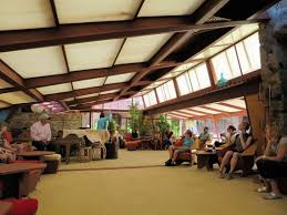 frank lloyd wright living room frank lloyd wright s living room picture of taliesin west