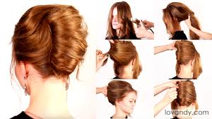 step by step twist hairstyles how to create a french twist hairstyle diy tutorial