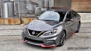 gray nissan sentra 2017 2017 nissan sentra nismo first drive a modest performance