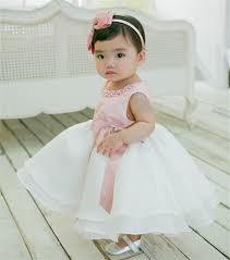 baby dresses for wedding new infant baby wedding dress baptism christening gown