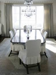 Dining Room Chair Slip Cover White Dining Chair Slipcover Folding Chair Slipcovers