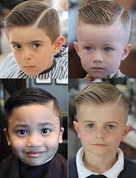 boys haircut with sides 40 cool haircuts for kids