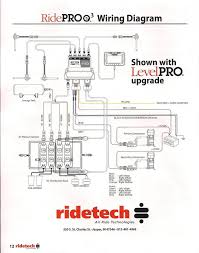 air ride technologies wiring diagram wiring diagram and