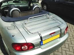 mazda roadster 1998 mazda mx5 mk2 and mk2 5 luggage boot rack 1998 2005 u2013 just