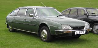 old citroen citroën cx