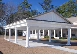 neo classic gable roof poligon