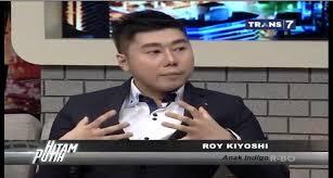 Roy Kiyoshi Roy Kiyoshi Hitam Putih 17 November 2014 Roykiyoshi