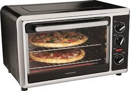 Spacesaver Toaster Oven Hamilton Beach Countertop Oven U0026 Reviews Wayfair