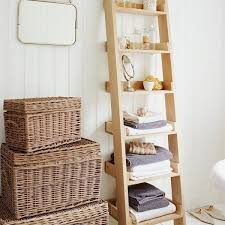 Best Bathroom Shelves Bathroom Shelves Ladder Nobailout Org