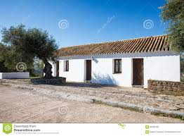 traditional spanish house stock photo image of pueblo 62695182