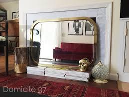 faux marble fireplace domicile 37