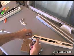 3 Day Blinds Repair Vertical Blind Repair Youtube