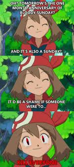 Bloody Sunday Twitch Plays Pokemon Know Your Meme - image 722183 twitch plays pokemon know your meme