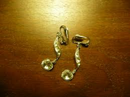 how to convert clip on earrings to pierced earrings a new year s how to convert pierced earrings to clip