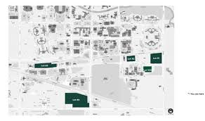 University Of Michigan Parking Map by Construction Begins On Msu Solar Array Project Msutoday