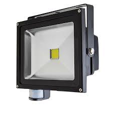 high power 30w led flood light fixture with motion sensor fl cw120