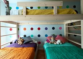 Bunk Beds For Small Spaces Multiple Bunk Beds In A Room Home Design Ideas