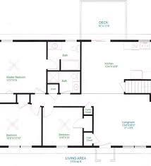 modern one house plans modern one floor house plans modern house one floor house plans
