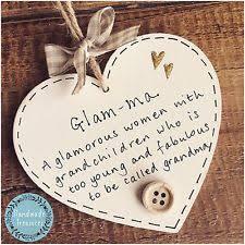 Grandparent Plaques Nan Plaque Ebay